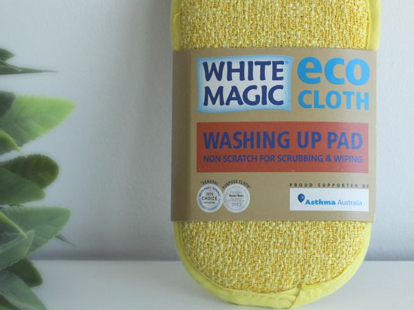 Eco Cloth non-scratch washing up pad
